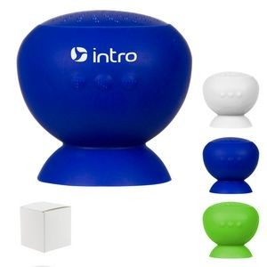 Orb Silicone Bluetooth Speaker